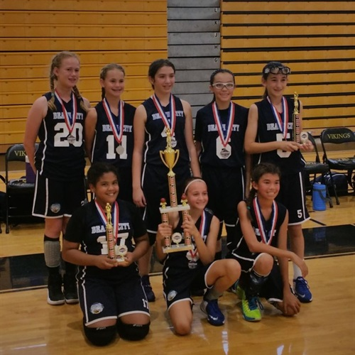 Beach City Basketball - 6th grade Girls
