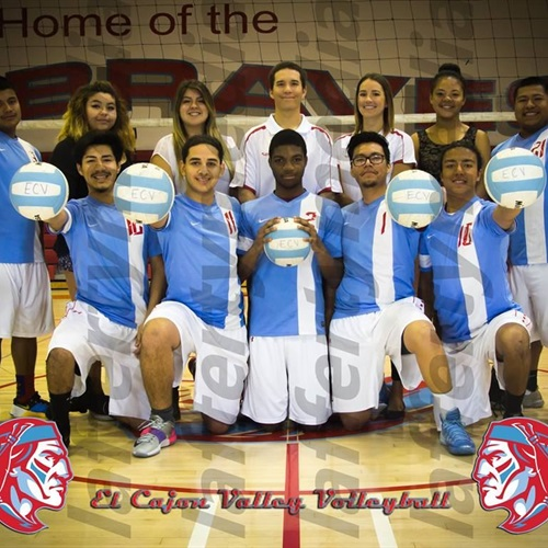 El Cajon Valley High School - Boys' Varsity Volleyball
