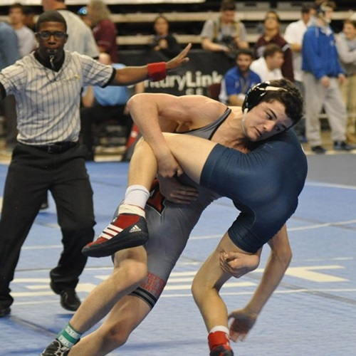 St. Michael High School - Boys' Varsity Wrestling