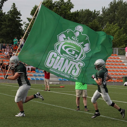 Groningen Giants - Groningen Giants Juniors