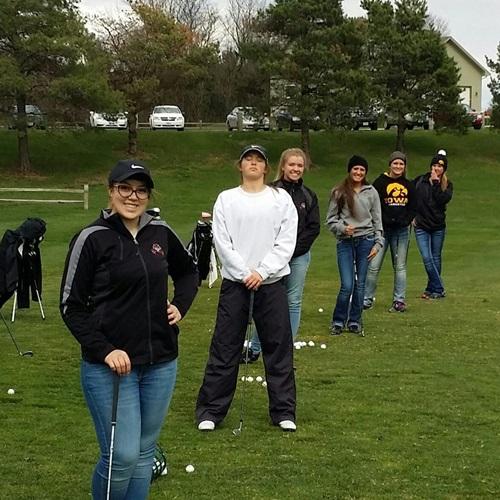 Adel DeSoto Minburn - Girls' Varsity Golf