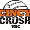 Cincinnati Crush Volleyball Club - 15 Gray