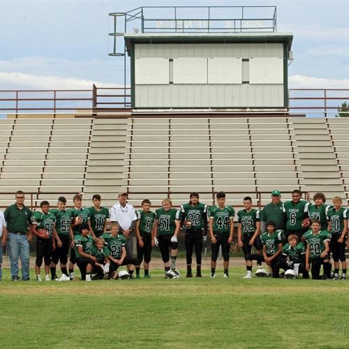 Animas High School - Boys Varsity Football