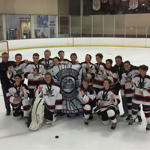 Park City Ice Miners - Bantam AA