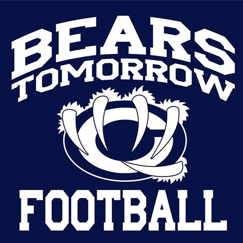 Bears Tomorrow Football - 4th Grade Bears