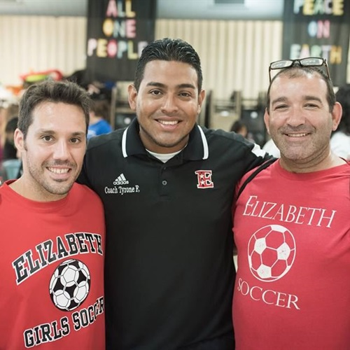 Elizabeth High School - Elizabeth Girls' Varsity Soccer - Minutemen