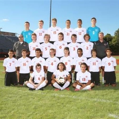 St. Charles East High School - Boys' Varsity Soccer