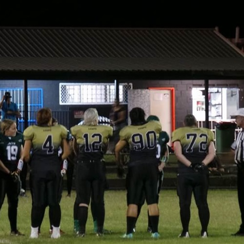 Brisbane Saints - Saints Female Gridiron Team