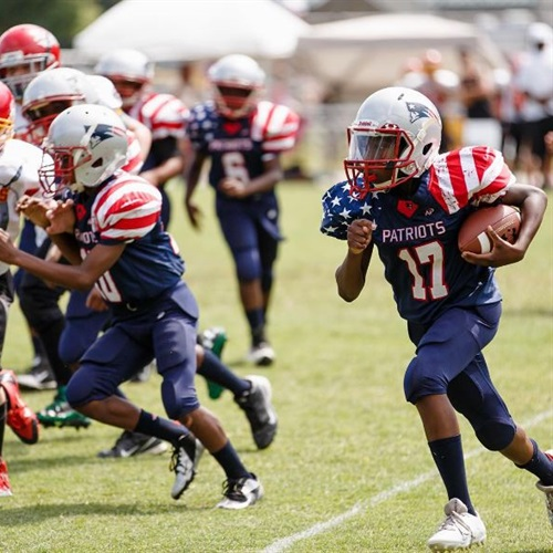 Yorktown Patriots Youth Football - Yorktown Patriots Midgets (12U)
