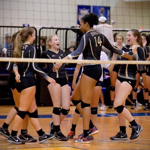 Plano East High School - Girls' Varsity Volleyball