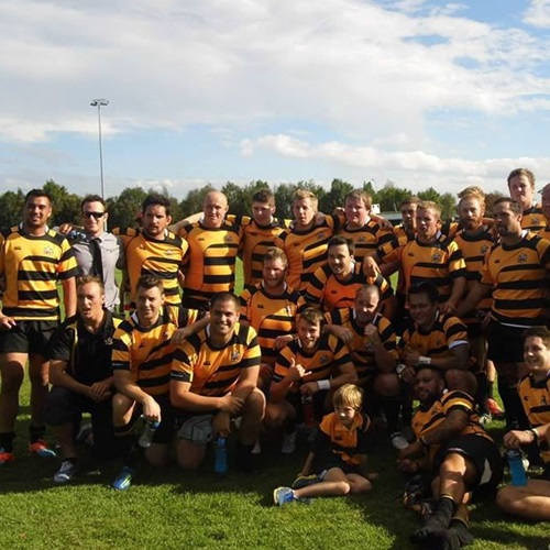 Rolleston Rugby Football Club - Rolleston Div 1