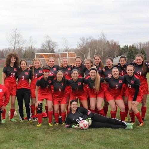 Holly High School - Girls' Varsity Soccer