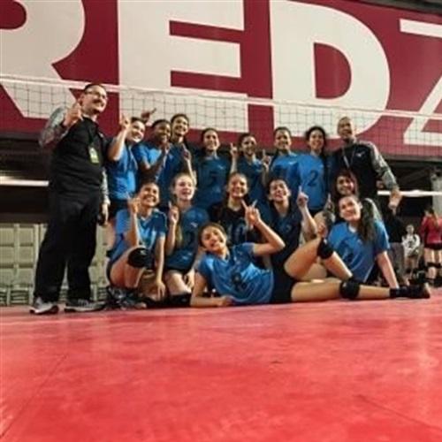 Icon Mizuno Volleyball Club - 15's Lightening
