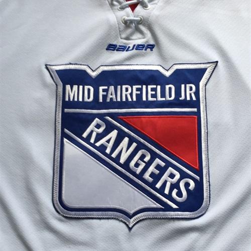 Mid Fairfield Youth Hockey  - Mid Fairfield Rangers (Bantam Major -02)