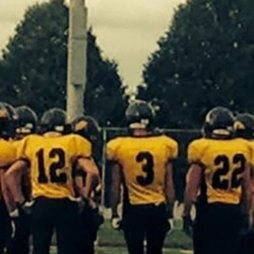 "Fredericton High School - FHS Bantam ""JV"" Football"