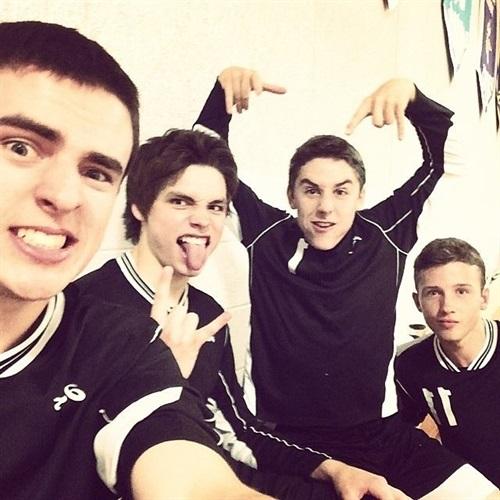 Parkway North High School - Boys' Varsity Volleyball