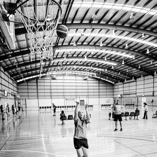 Bendigo - BSE ADP Basketball Squad