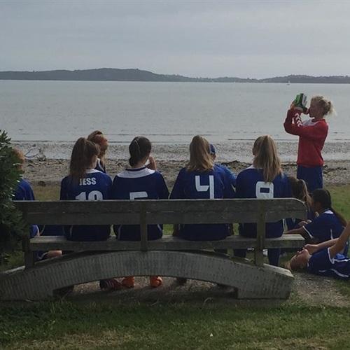 East Coast Bays AFC - Girls U14's Premiers