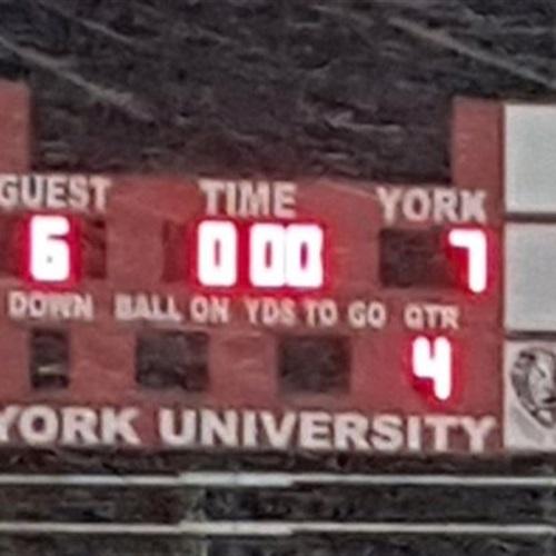 York Region Lions - Varsity Lions