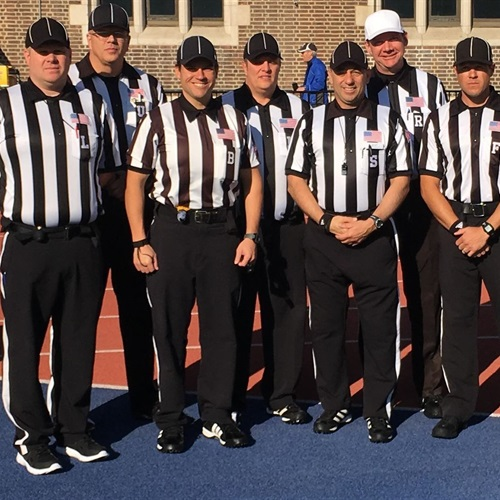 NEFOC Officials - NEFOC - Football