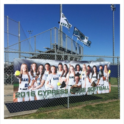 Cypress Ridge High School - Cypress Ridge Rams Softball
