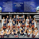 Lakewood High School - Girls Varsity Basketball
