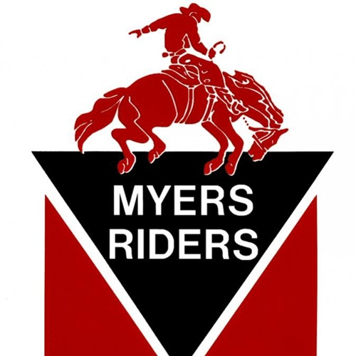 Myers - Ottawa Myers Riders JV Football