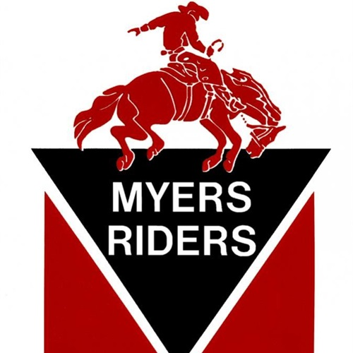 Myers - Myers Riders Sr. Varsity Football