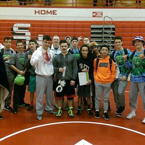 Everett High School - Boys' Varsity Wrestling