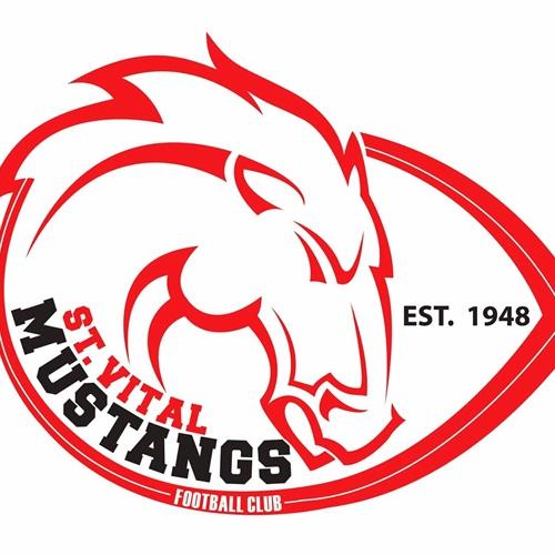 St. Vital Mustangs - St. Vital Mustangs Midget