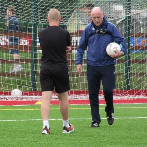 FAI Coach EDUCATION - DO NOT CHANGE - Sligo Rovers U19