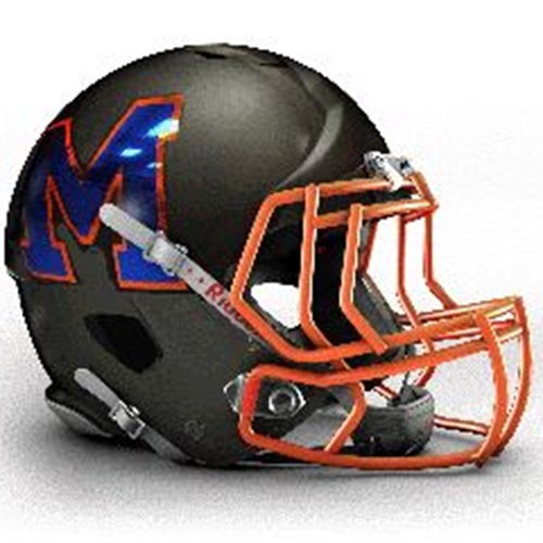 Montevallo High School - Boys Varsity Football