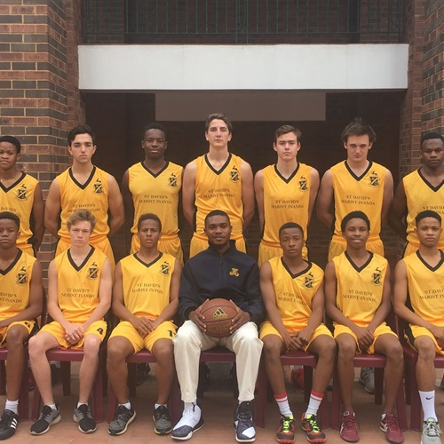 St David's Marist Inanda - St David's Marist Inanda 1st Team Basketball