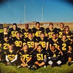 Boron High School - JV Football 2012-2013
