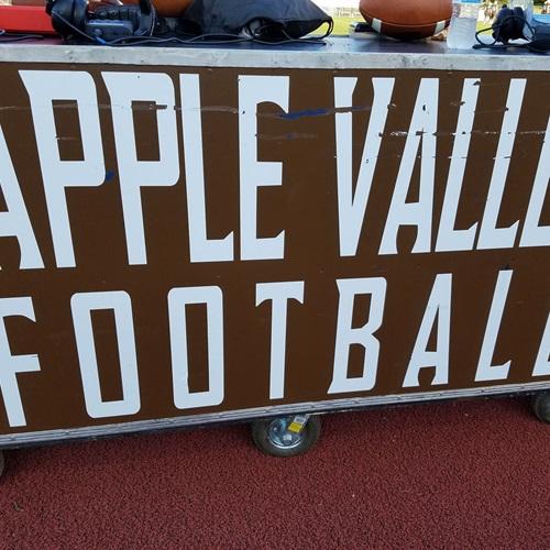 Apple Valley High School - Apple Valley 9th Grade Football