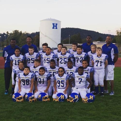 Hazen Sophomores - Hazen Sophomores Football