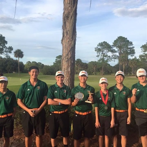 Eastside High School - Boys' Varsity Golf