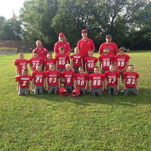 Frazier Youth Football - A -Division III