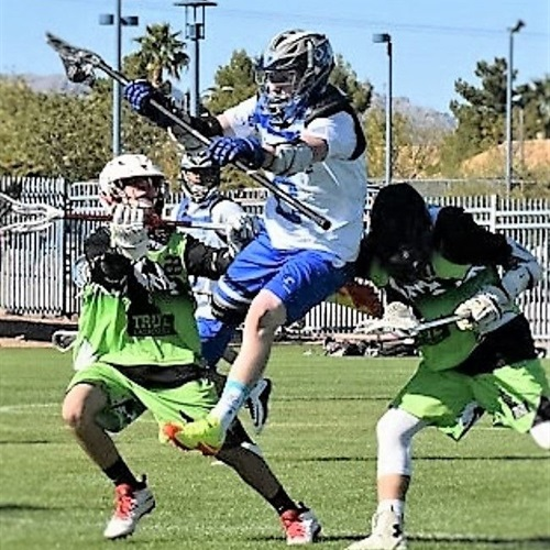 Cody Dotson - Lacrosse Force