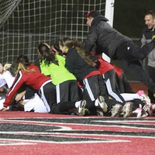 Peters Township High School - Girls' Varsity Soccer