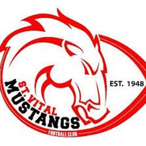 St Vital Mustangs - PeeWee Sunday