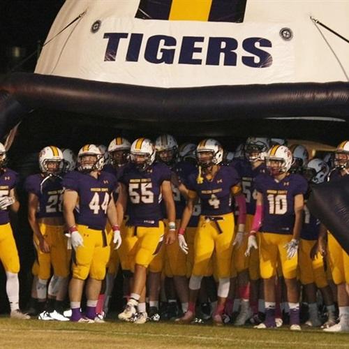 Madison County High School - Boys Varsity Football