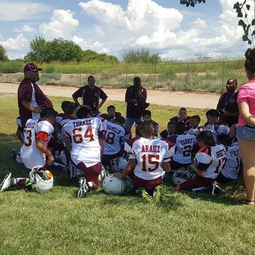 Belen Eagles Youth Football - Belen Sophomores