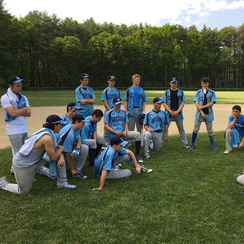 Seekonk High School - Boys' Varsity Baseball