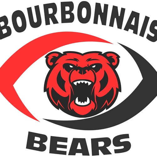 Bourbonnais Bears- RVYFL - Bourbonnais Bears Light Weights