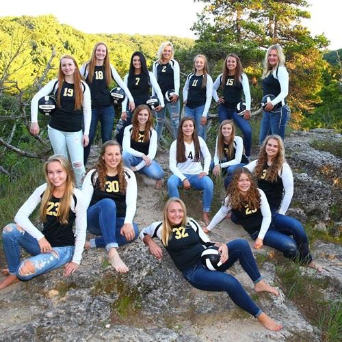 Starmont High School - Girls' Varsity Volleyball