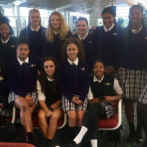Montverde Academy High School - Girls' Varsity Basketball