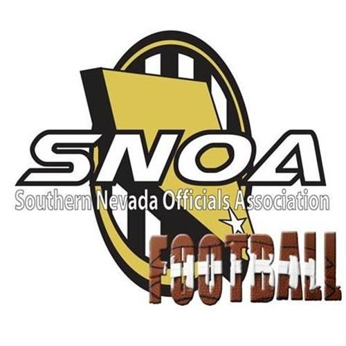 Southern Nevada Officials Association - SNOA Football Officials