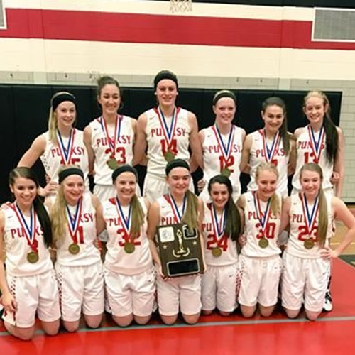 Punxsutawney High School - Girls' Varsity Basketball