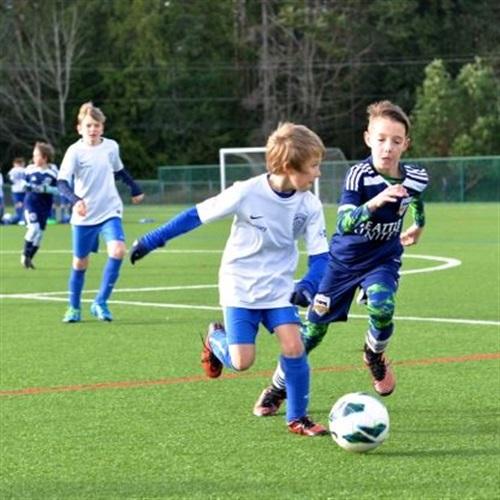 Bainbridge Island FC - Bainbridge Island FC '04 Blue